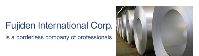 Fujiden International Corp. is a borderless company of professionals.
